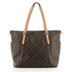 Louis Vuitton Totally Handbag Monogram Canvas GM