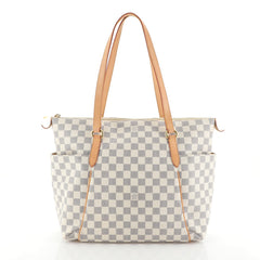 Louis Vuitton Totally Handbag Damier MM