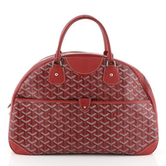 Goyard St. Jeanne Handbag Coated Canvas GM
