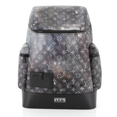 Louis Vuitton Alpha Backpack Limited Edition Monogram Galaxy Canvas