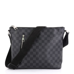 Louis Vuitton Mick Handbag Damier Graphite PM