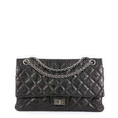 Chanel Reissue 2.55 Flap Bag Quilted Glazed Calfskin 226