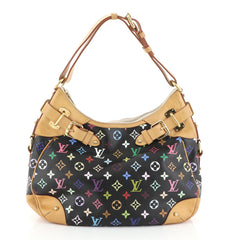 Louis Vuitton Greta Handbag Monogram Multicolor