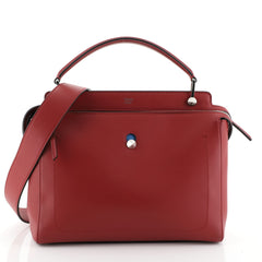 DotCom Convertible Satchel Leather Medium