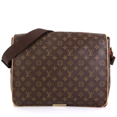 Louis Vuitton Abbesses Bag Monogram Canvas