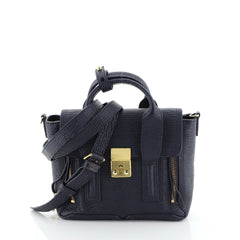 3.1 Phillip Lim Pashli Satchel Leather Mini