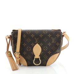 Louis Vuitton Saint Cloud NM Bag Monogram Canvas