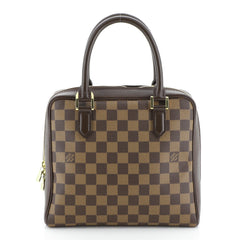 Louis Vuitton Brera Handbag Damier