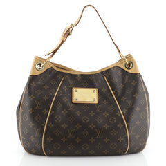 Louis Vuitton Galliera Handbag Monogram Canvas PM