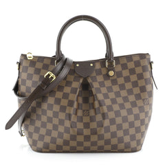 Louis Vuitton Siena Handbag Damier MM