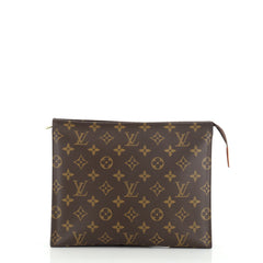 Louis Vuitton Toiletry Pouch Monogram Canvas 26