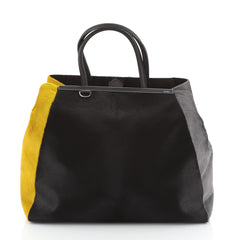 Fendi 2Jours Bag Calf Hair Large