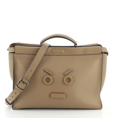 Faces Selleria Peekaboo Bag Leather XL