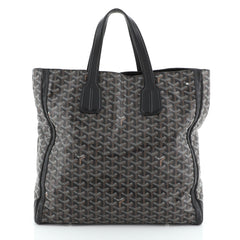 Goyard Voltaire Convertible Tote Coated Canvas