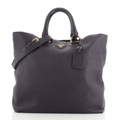 Prada Shopping Tote Vitello Daino Large