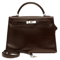 Hermes Kelly Boxcalf 32