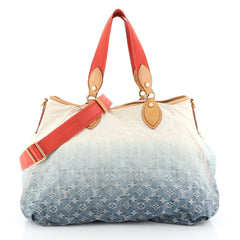 Louis Vuitton Sunlight Handbag Denim
