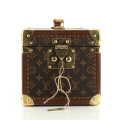 Louis Vuitton Boite Flacons Beauty Train Case Monogram Canvas