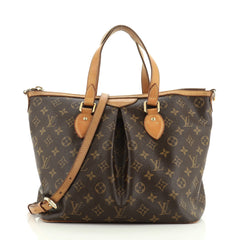 Palermo Handbag Monogram Canvas PM