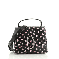3.1 Phillip Lim Alix Top Handle Bag Printed Leather Mini