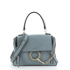 Chloe Faye Day Bag Leather Small