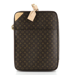 Louis Vuitton Pegase Luggage Monogram Canvas 50