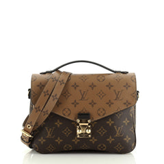 Louis Vuitton Pochette Metis Reverse Monogram Canvas
