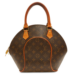 Louis Vuitton Ellipse Handbag Monogram Canvas PM
