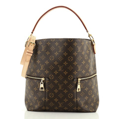 Louis Vuitton Melie Handbag Monogram Canvas