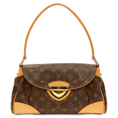 Louis Vuitton Beverly Monogram Canvas MM