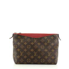 Louis Vuitton Pallas Beauty Case Monogram Canvas