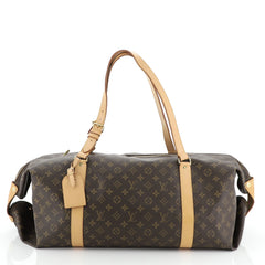 Louis Vuitton Kabul Garment Bag Monogram Canvas