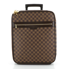 Louis Vuitton Pegase Luggage Damier 45