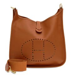 Hermes Evelyne Crossbody Leather GM