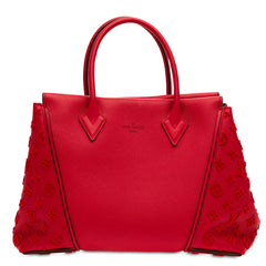 Louis Vuitton W Tote Veau Cachemire PM