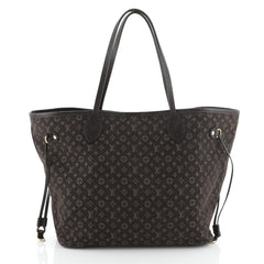 Louis Vuitton Neverfull Tote Monogram Idylle MM