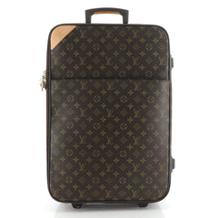Louis Vuitton Pegase Luggage Monogram Canvas 45