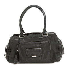 Tod's Top Handle Front Pockets Leather