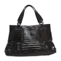 Nancy Gonzalez Tote Crocodile Medium