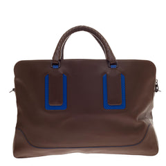 Bottega Veneta Edoardo Briefcase Soft Leather
