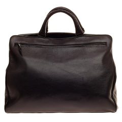 Bottega Veneta Madras Heritage Tote Soft Leather