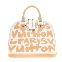 Louis Vuitton Alma Limited Edition Graffiti MM