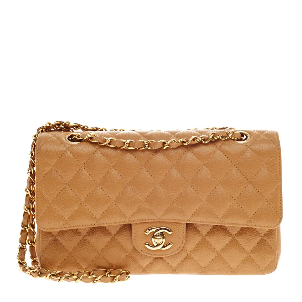 d7027ec47619 Chanel Classic Flap Bag Small Caviar | Stanford Center for ...