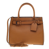 Reed Krakoff RK40 Belted Leather Tote Medium