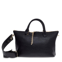Chloe Baylee Pebbled leather Medium