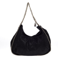 Stella McCartney Falabella Chain Hobo Faux Leather Large