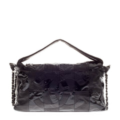 Chanel Brooklyn Leather Patchwork Convertible Hobo