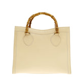 Gucci Bamboo Tote Leather Large