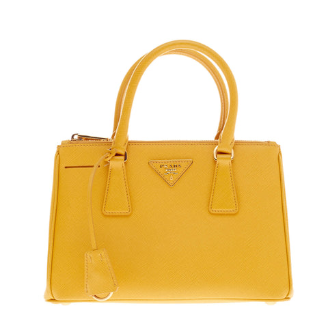 c45a9edfec sale prada tote yellow 88cd4 04dc7
