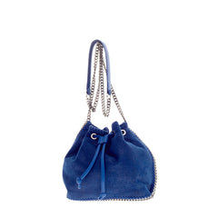 Stella McCartney Falabella Drawstring Bucket Faux Leather Small